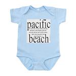 367. pacific beach Infant Creeper