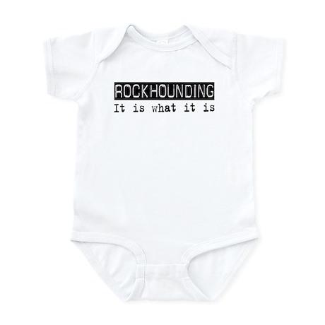 Rockhounding Is Infant Bodysuit