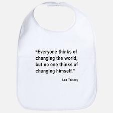 Tolstoy Change Quote Bib