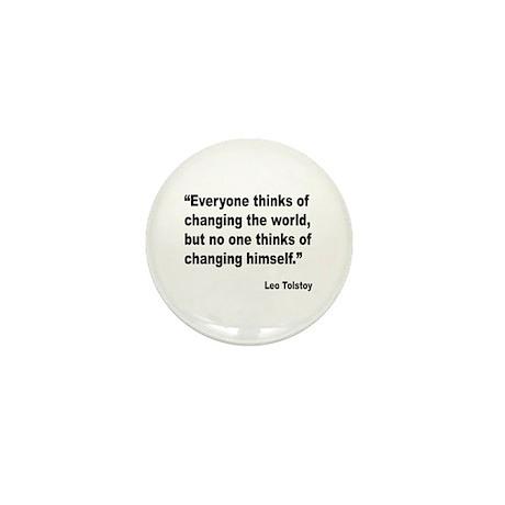 Tolstoy Change Quote Mini Button