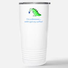 DINOSAUR/COFFEE Travel Mug