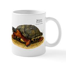 Wood Turtle Small Mug