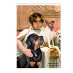Cleopatra-Sammy/Libby Postcards (Package of 8)