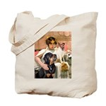 Cleopatra-Sammy/Libby Tote Bag