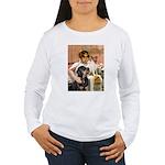Cleopatra-Sammy/Libby Women's Long Sleeve T-Shirt