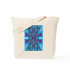 Mesmerizing Blues Tote Bag