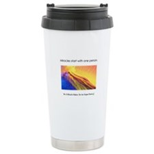 One Person Miracle Travel Mug