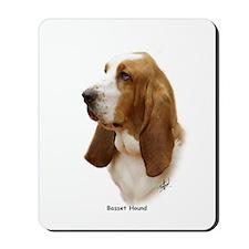 Basset Hound 9J055D-15 Mousepad
