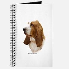 Basset Hound 9J055D-15 Journal