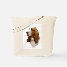 Basset Hound 9J055D-15 Tote Bag