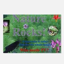 Nature Rocks! Postcards (Package of 8)