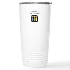 Healthcare for everyone Travel Mug