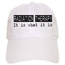 Radiation Therapy Is Baseball Cap
