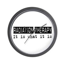 Radiation Therapy Is Wall Clock