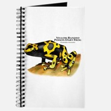 Yellow-Banded Poison Dart Fro Journal