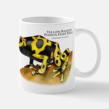 Yellow-Banded Poison Dart Fro Mug