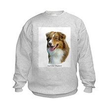 Australian Shepherd 9K4D-16 Sweatshirt