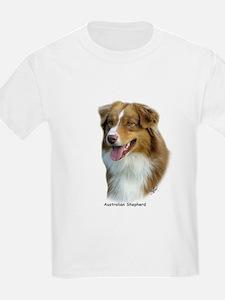 Australian Shepherd 9K4D-16 T-Shirt