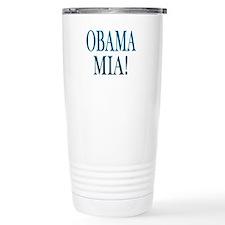 Obama Mia! Travel Mug