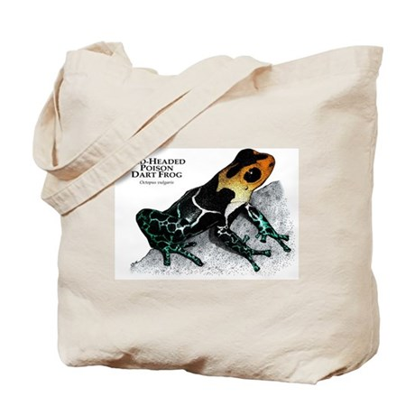 Red-Headed Poison Dart Frog Tote Bag