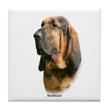 Bloodhound 9Y404D-135 Tile Coaster