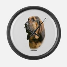 Bloodhound 9Y404D-135 Large Wall Clock