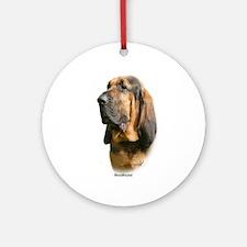 Bloodhound 9Y404D-135 Ornament (Round)