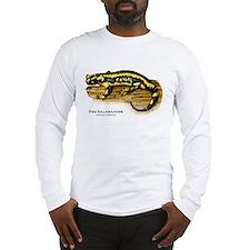 Fire Salamander Long Sleeve T-Shirt