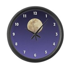 The Full Moon... Large Wall Clock