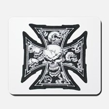 Iron Skulls Mousepad