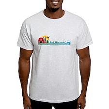 Surf Wisconsin Farm T-Shirt