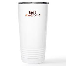 Get Awesome Travel Mug