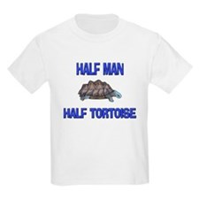 Half Man Half Tortoise T-Shirt