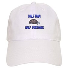 Half Man Half Tortoise Baseball Cap