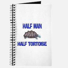 Half Man Half Tortoise Journal