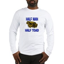 Half Man Half Toad Long Sleeve T-Shirt
