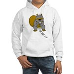Ninja Beaver Hooded Sweatshirt