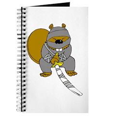 Ninja Beaver Journal