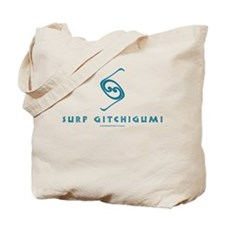 Surf Gitchigumi Tote Bag