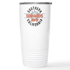 Edwards Air Force Base Travel Mug