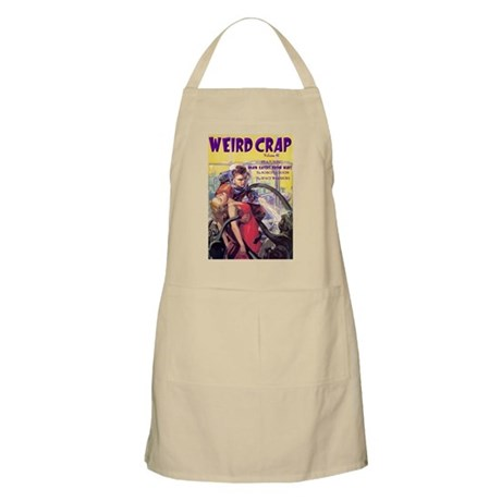 Weird Crap BBQ Apron