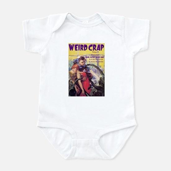 Weird Crap Infant Creeper