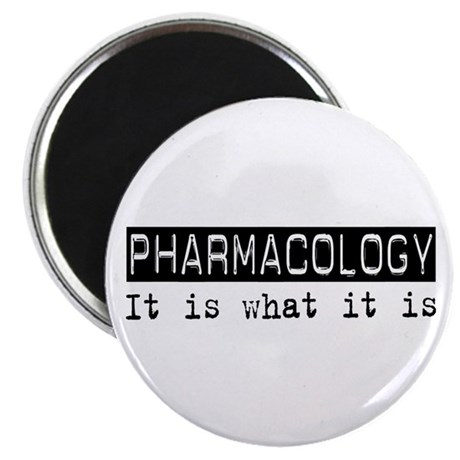 Pharmacology Is Magnet