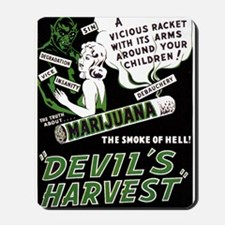 Devil's Harvest Mousepad