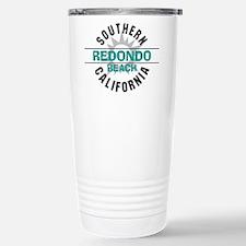 Redondo Beach Travel Mug