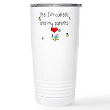 My parents love me Travel Mug