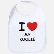 I love MY KOOLIE Bib