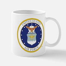Air Force USAF Emblem Mugs