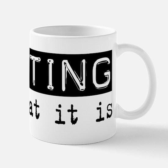 Painting Is Mug