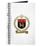 DUBUC Family Crest Journal